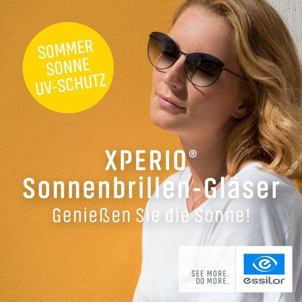 Optik Kainz Horn - Aktion Essilor Sonnengläser - 2020